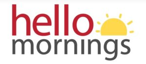 HelloMornings helps you start or improve upon your morning routine.
